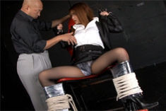 Moka Hot Asian model gets a hard fucking