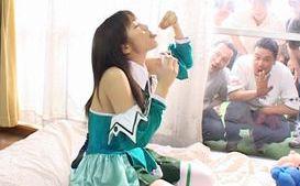 Asuka Ohzora Japanese model in bukkake sex
