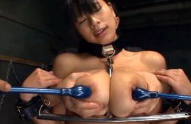 Hot Japanese milf in group fuck and bondage