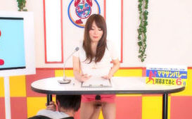 Miku Ohashi Asian newscaster is pretty