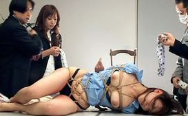 Asian model in extraordinary torture