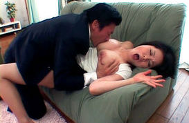 Miki Sato Asian beauty is a mature gal with a kinky side