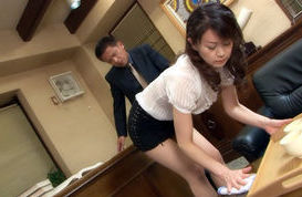 Seiko Shiratori Hot mature Asian chick likes crazy sex all the time