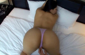 Ayane Asakura Mature Japanese babe has a cute ass