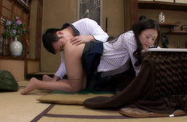 Matsuda Kumiko Sweet mature Japanese woman