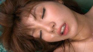 Horny cock sucking milf Yua Kisaki in action
