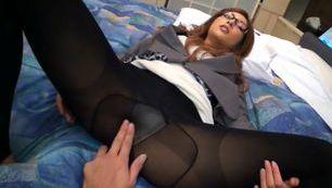 Lara Mizuki is a hot brunette who loves a good dick riding.