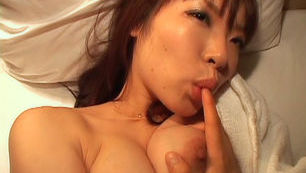 Nao Mizuki is a Hot married Japanese woman has sex in Tokyo