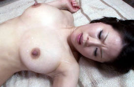 Miki Sato Asian milk maid plays sexy games