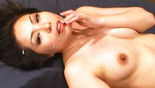 Horny Asian wife likes to cheat on her husband