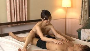 Horny Japanese milf gets nailed in hardcore