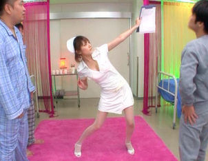 Tsubasa Amami Asian nurse is a beauty