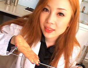 Aymu Kinky Asian nurse