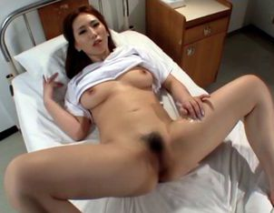 Never enough sex for super horny hot nurse Ai Sayama