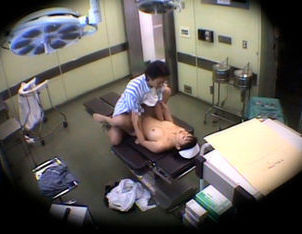 Japanese nurse is out for sex