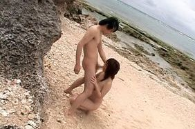 Meguru Kosaka enjoys some hard cock