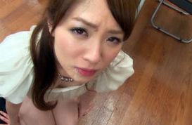 Miku Ohashi Amazing Asian office girl