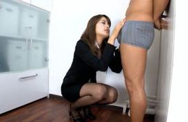 Horniest chick Sumire loves her hot hardcore sex