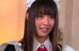 Hikaru Ayuhara is a pretty Japanese schoolgirl