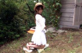 Miho Imamura Lovely Asian schoolgirl