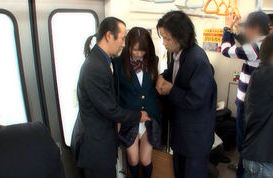 Rui Satome Hot Asian schoolgirl is in a diaper