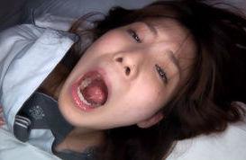 Miyu Akimoto Hot Asian schoolgirl gets a facial