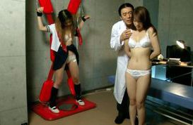 Kinky Teacher Saiya Aika Fucked By Her Master In A Dungeon