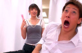 Tsubasa Amami Asian chick is a crazy teacher