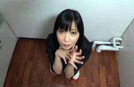 Sexy Tsumugi Serizawa gives one hell of a blowjob
