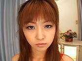 Cute little gal Kokoro Wakana begs for hardcore Asian anal sex