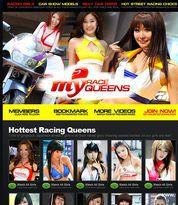 MyRaceQueens.com