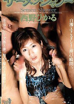 Semen Shower Hikaru Nishino