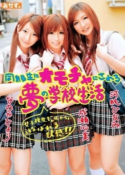 The Dream of Classmate School Girls